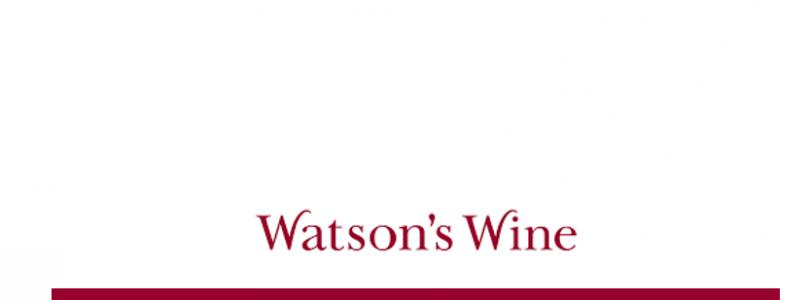 Watson's Wine 屈臣氏酒窖9月最新限時優惠 / 最新信用卡購物折扣